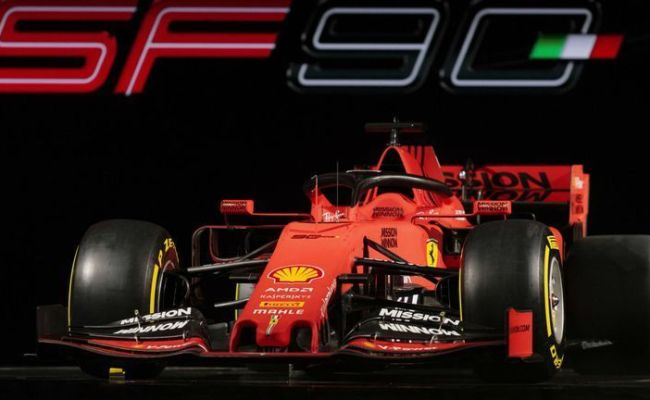 Page 3 2019 F1 Liveries Which Is Your Favourite Car So Far