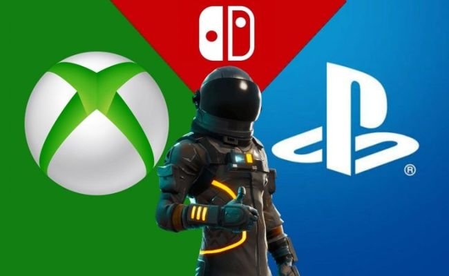 Fortnite Has Removed Cross Play With Xbox One Ps4 From