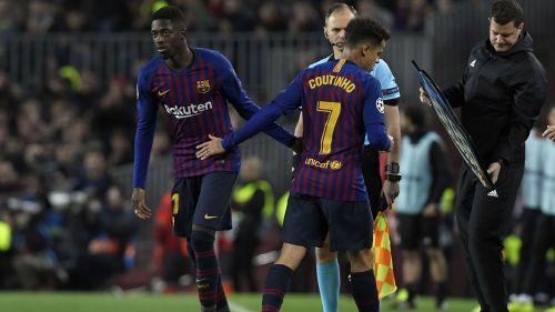 Barcelona Coutinho - Cropped