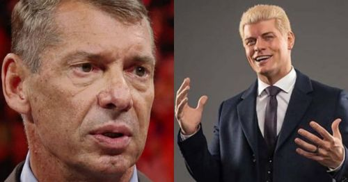 AEW is scouting WWE's talents.