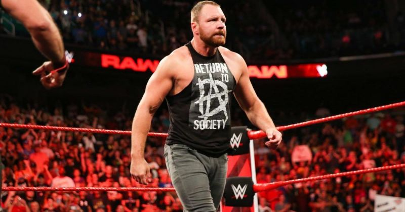 Ambrose is scheduled to leave WWE after WrestleMania 35.