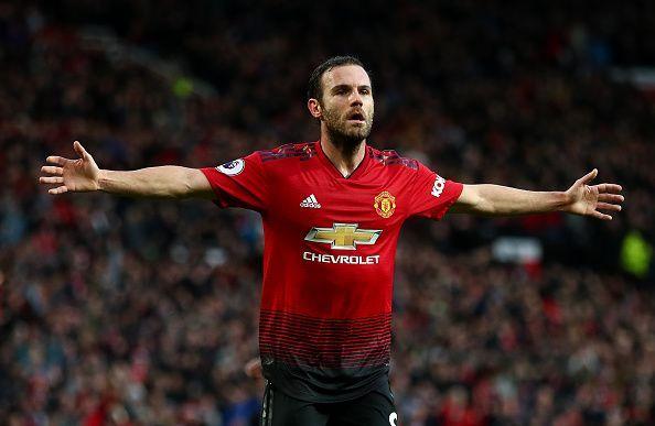 Juan Mata has been hugely successful, but he's never won a league title