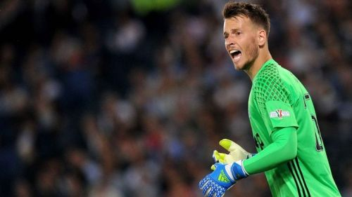 Neto was overlooked in favour of an unknown Corinthians goalkeeper Cassio