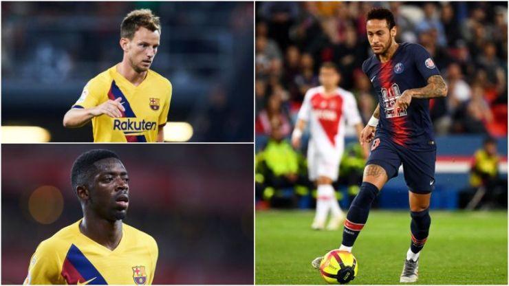 Image result for Neymar PSG Barcelona