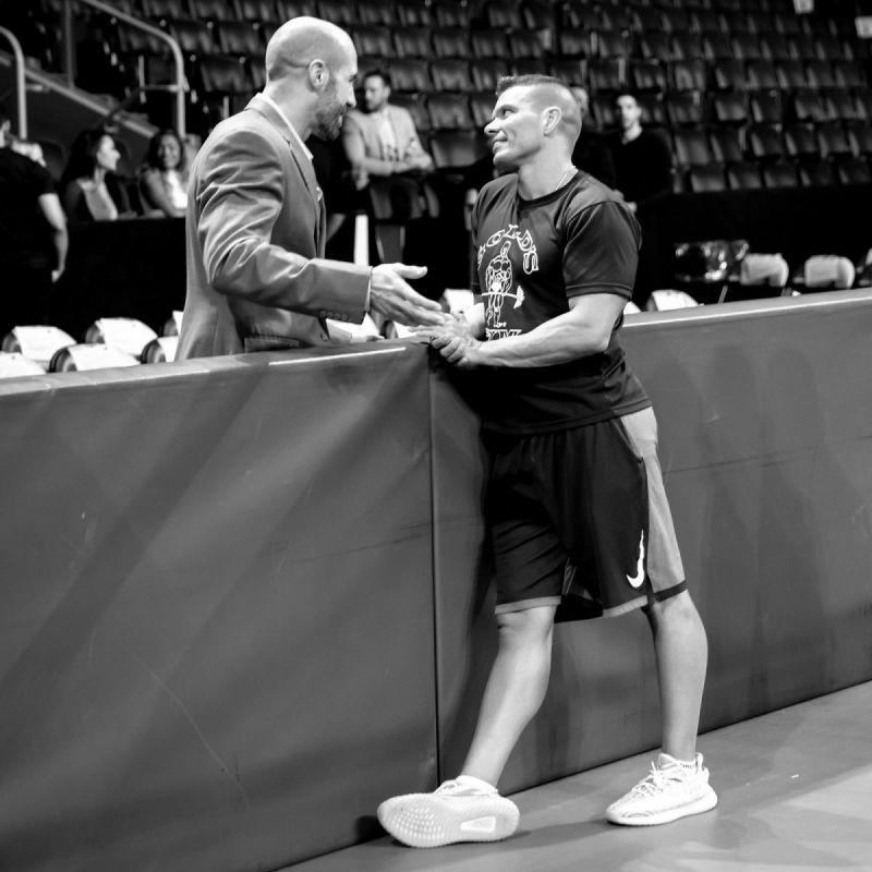 Cesaro and Tyson Kidd