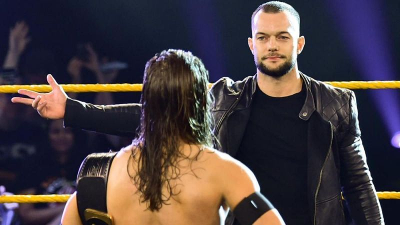 5 Nxt Factions Finn Balor Can Form To Battle The