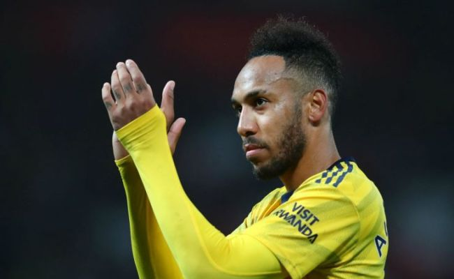 Aubameyang Var Means You Cannot Celebrate 100 Per Cent
