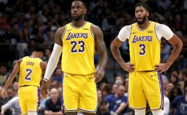 Nba Power Rankings Week 4 Los Angeles Lakers At The Top