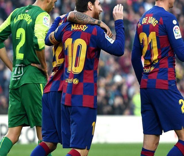 Barcelona   Talking Points As Blaugrana Run Riot At