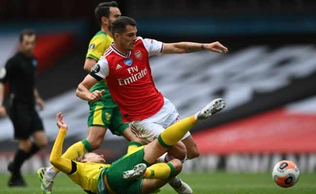 Arsenal Vs Norwich 5 Hits And Flops As Gunners Canter To