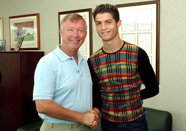 7 facts about Cristiano Ronaldo that you didn't know - Slide 4 of 7:Ronaldo wasn\'t good enough for Liverpool