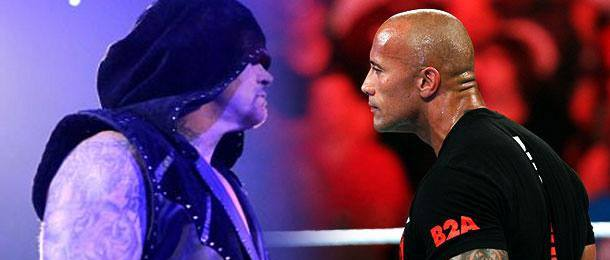 The Rock Tells A Story About The Undertaker