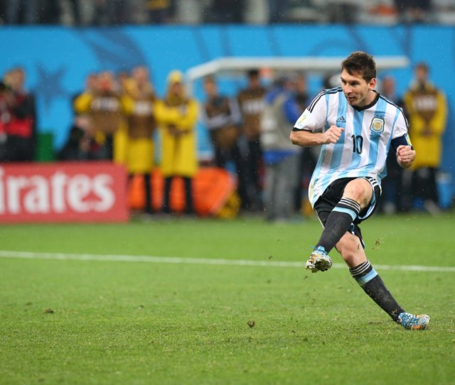 Messi Is One Step Away From World Cup Immortality