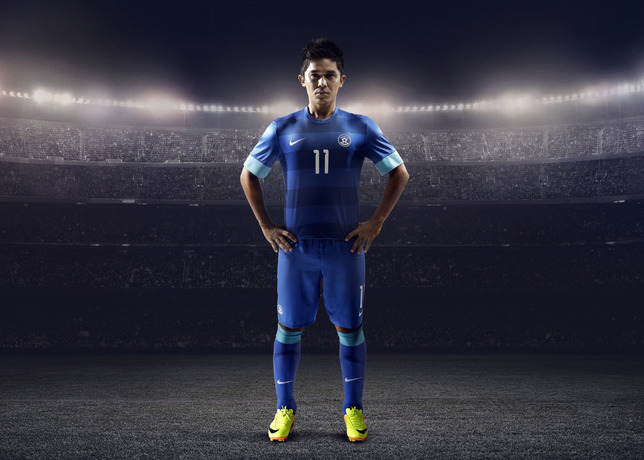 College Football Wallpapers Hd Happy Birthday Sunil Chhetri 30 Facts About India S