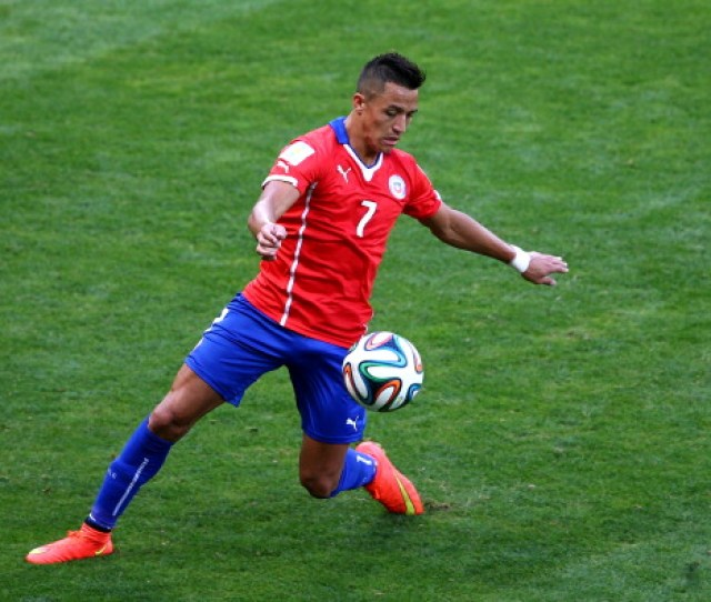 Video Alexis Sanchezs Crazy Skill Show Against Peru During International Friendly