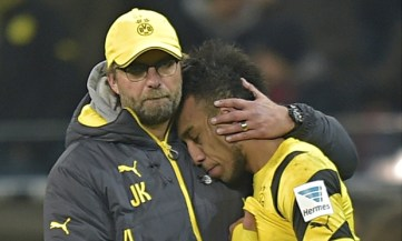 Billedresultat for aubameyang sad