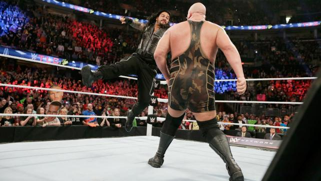 3d Wallpaper Indian Cricket Team Big Show Might Take On Roman Reigns At Wwe Fast Lane