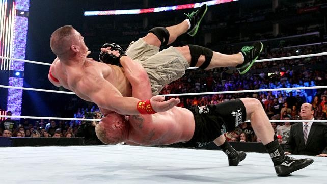 top 5 summerslam matches