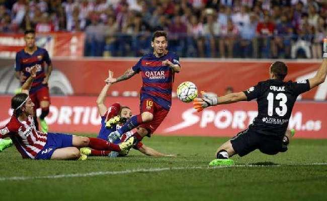 Champions League Barcelona Vs Atletico Madrid Preview