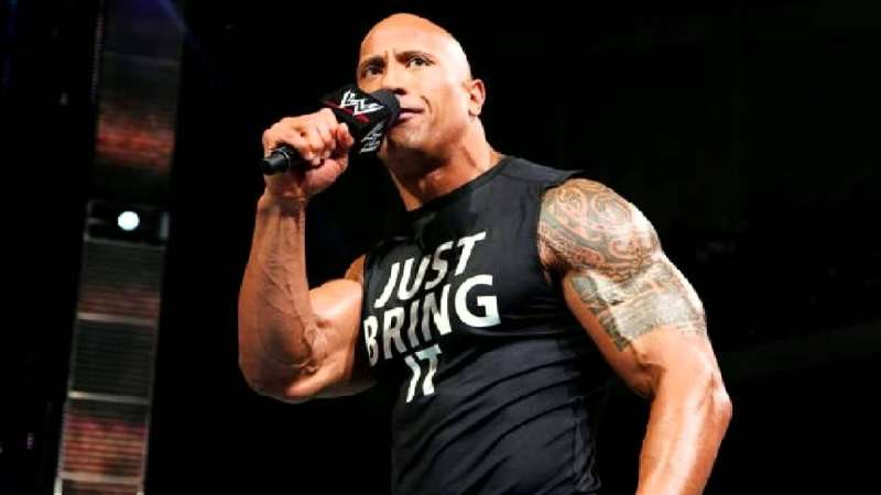 Dwayne Johnson Tattoos 2019