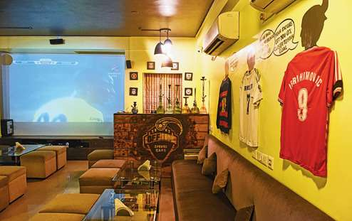 5 best sports themed cafes in Kolkata