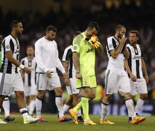 Britain Soccer Football Juventus V Real Madrid Uefa Champions League Final The National