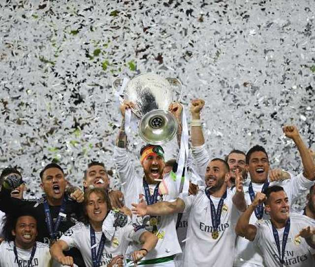 Uefa Champions League Final    Real Madrid Player Ratings