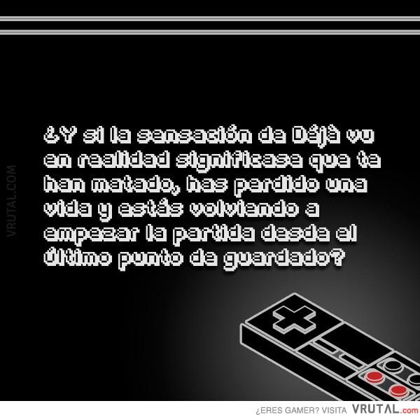 VRUTAL  Qu es un Dj vu para un gamer