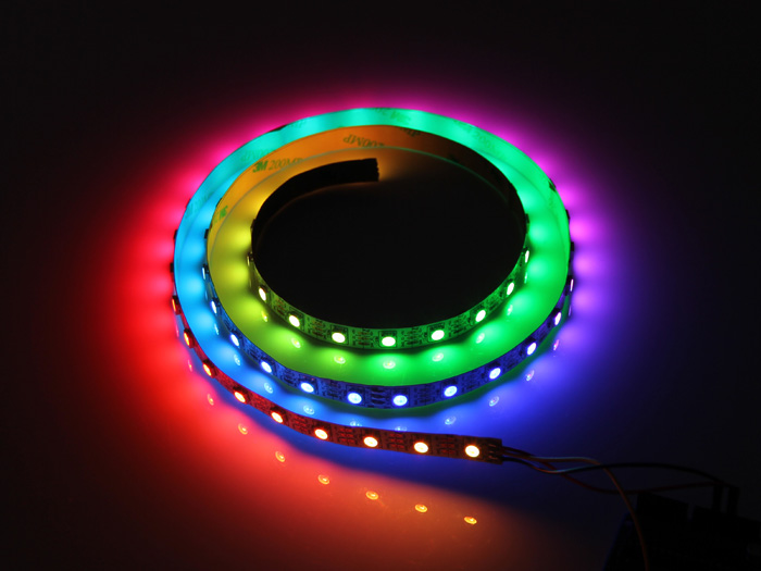 infinity mirror clock seeed
