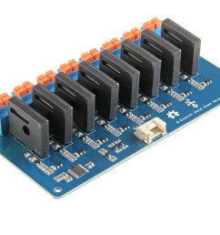 grove 8 channel solid state relay [ 1400 x 1050 Pixel ]