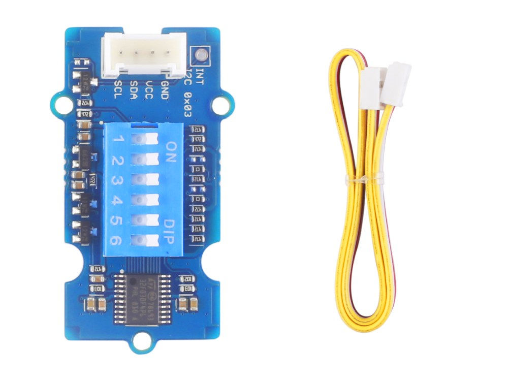 medium resolution of dip switch wiring