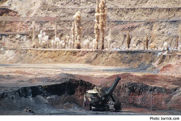Goldstrike Gold Mine