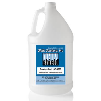 1 Gallon ESD (4 Gallons per case) Conductive dissipative floor coating