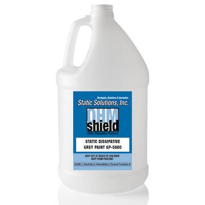 1 Gallon (4 Gallons per case) ESD Urethane Enhanced Conductive Paint