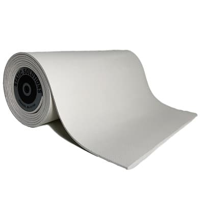Anti static clean room mat mats and rolls in white