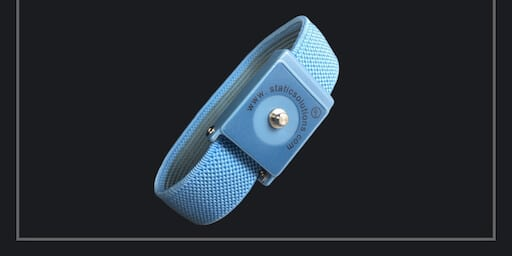 Esd Wrist Strap Alligator Clip Anti Static Discharge Band Grounding Prevent Static Shock A Wide Selection Of Colours And Designs Wearable Devices