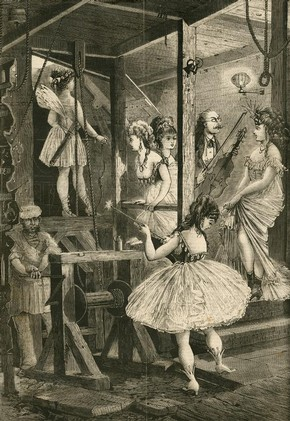 Random Research A Short History Of Pantomime Laura Lam