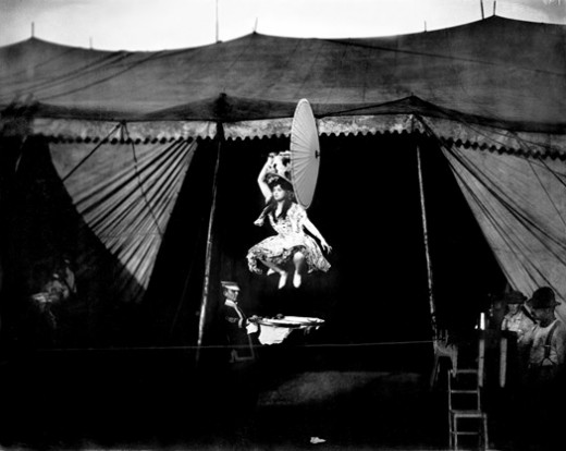 Random Research: Finding my Characters in Vintage Circus Photography: 1899-1923 (5/6)