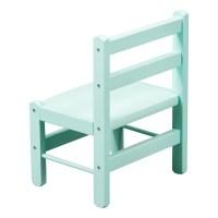 Children's Chair Almond green Combelle Design Children