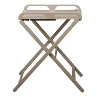 Jade Folding Changing Table Grey Combelle Design Baby
