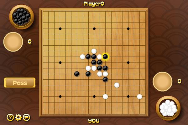 多人圍棋 | 樂和遊戲