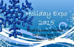 Cahmber Small Business Expo