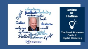 Network & Learn - Online or Flatline - Guide to Digital Marketing with Nick Choat