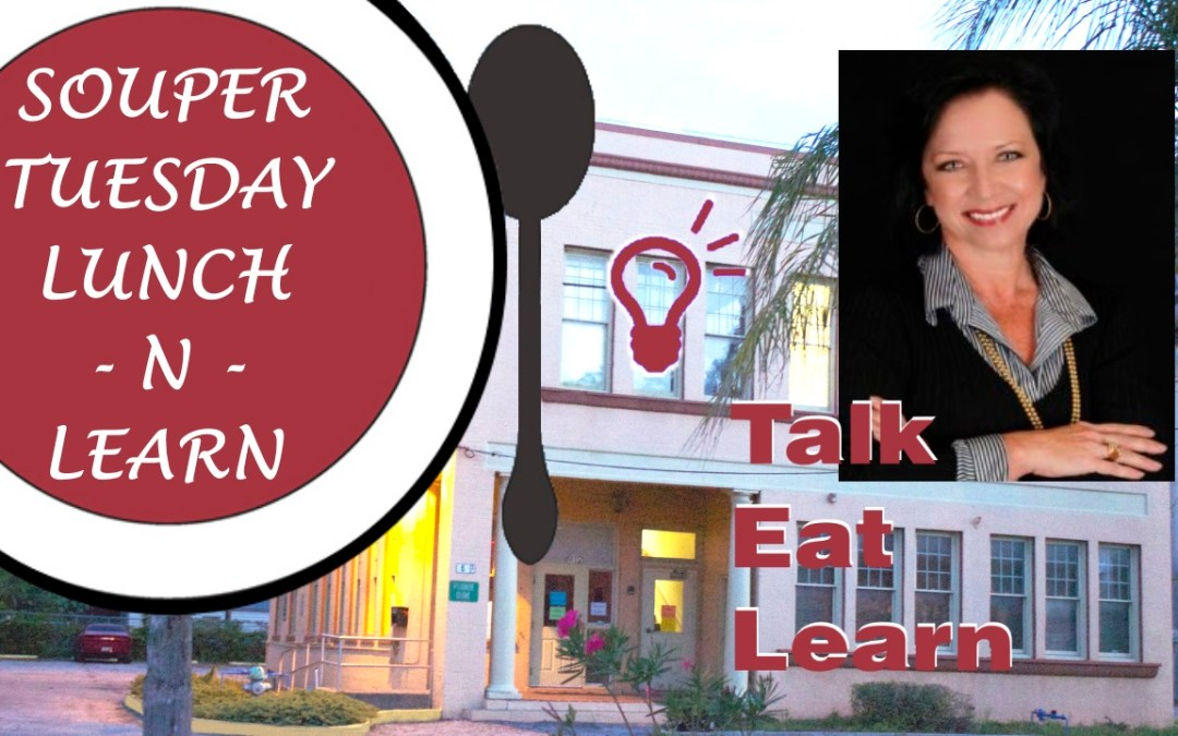 Lunch-n-Learn Souper Tuesday – If You Want Better Answers, Ask Better Questions