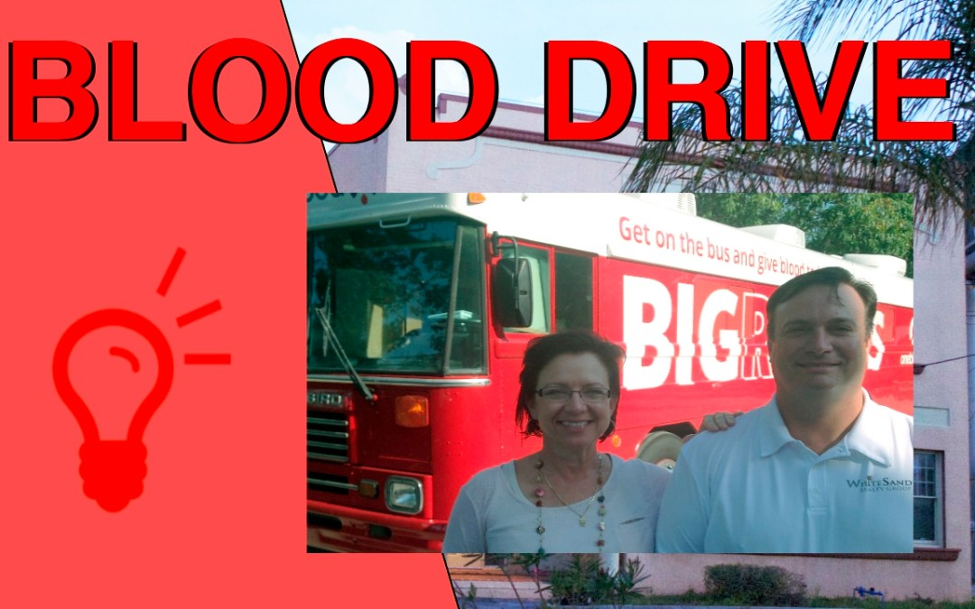 Blood Drive at Station 2 Innovation Bradenton