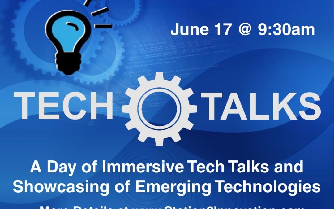 Tech Talks at Station 2