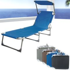Sail Cloth Beach Chairs Folding Chair Hardware Sun Bed Recliner Lounger Pool Seat Back