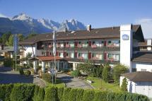 Military Hotel Garmisch Germany