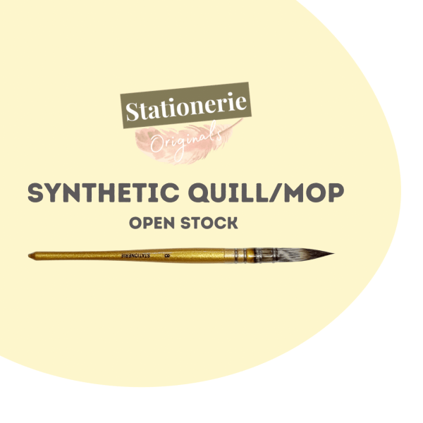 Stationerie Quill/Mop Open Stock