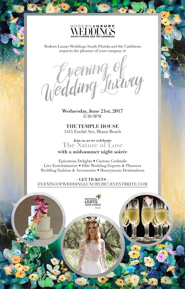 Join us for an Evening of Wedding Luxury